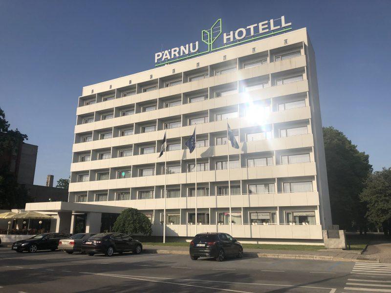 Hotelli Pärnu, Pärnu