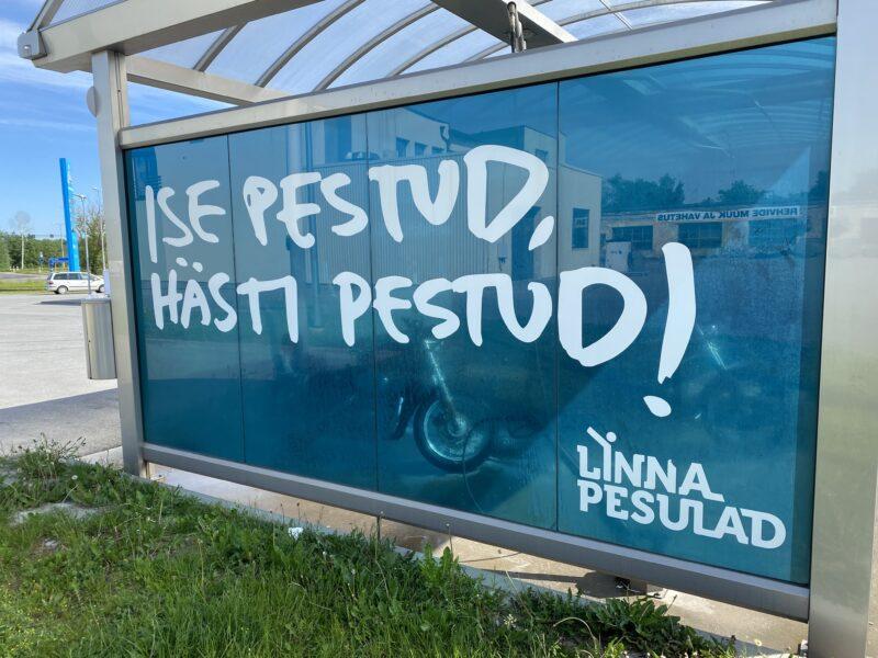 """""""Itse pesty, hyvin pesty"""" eli pyörä pesulle"""